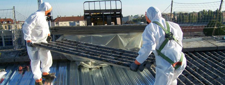 Avenir metal travaux de retraits d 39 amiante non friable - Cout desamiantage toiture ...